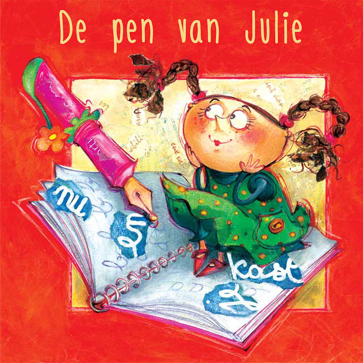 De pen van Julie